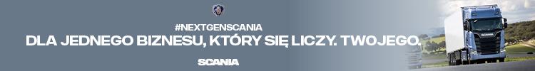Dalekie dystanse - Scania Polska